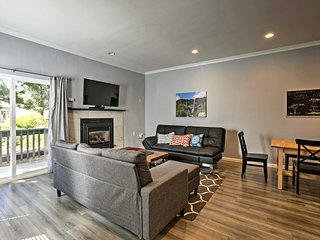 Modern Incline Village Condo Near Diamond Peak!