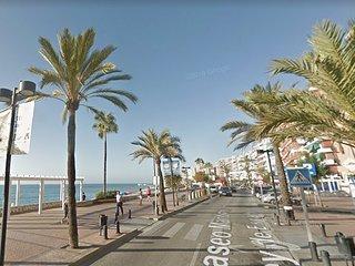 1404 | Apartamento  El Yate 4 - Playa Puerto de Fuengirola - Primera Linea