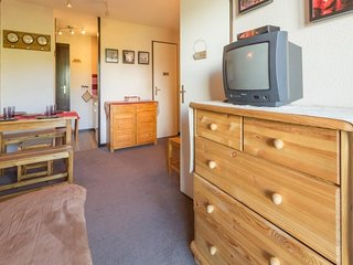 Appartement entièrement rénové, vue pistes