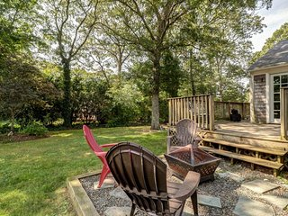 NEW LISTING! Cozy Cape home with outdoor shower and deck - minutes from beach!