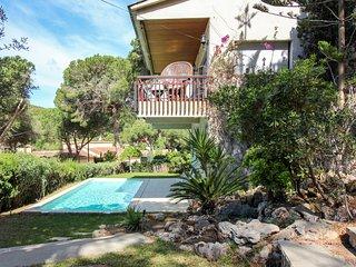 Encantadora villa con vistas la mar Ref.254225