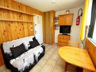 Rental Apartment Les Deux Alpes, studio flat, 2 persons