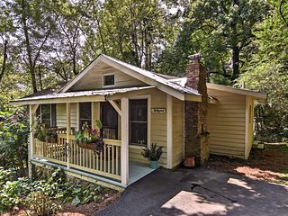 Saluda Cottage w/ Deck - Walk to Downtown, Main St
