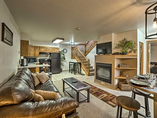 NEW! Ouray Condo w/Patio 1/2 Block to Main Street!