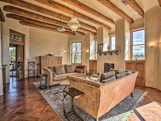 NEW! Stunning Santa Fe Home w/ Indoor Pool