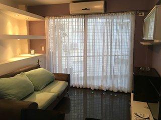 Confortable departamento de 3 ambientes en Parque Centenario