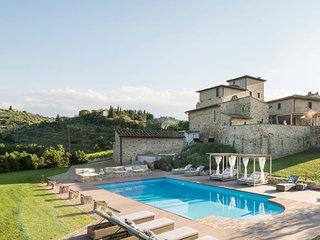 Luxury villa Dimora di Vitigliano