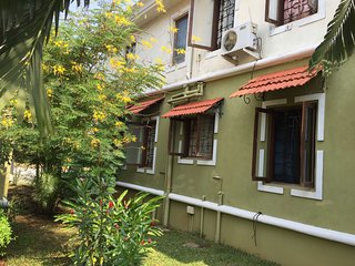 Cozy 3 BHK  Holiday Villa with pool and private parking
