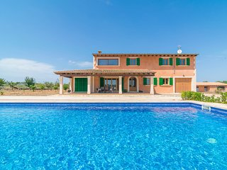 CABRIOLA - Villa for 8 people in Algaida