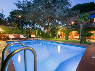 Luxury Villa Private Pool San Felice Circeo up to 8 people