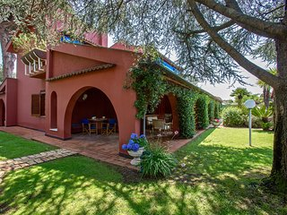 Luxury Villa Private Pool San Felice Circeo up to 16 people