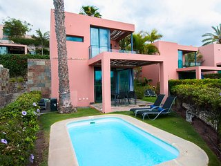 Villa with private pool Salobre Villas Lagos III