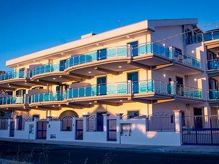 Appartamento casa vacanze sulla spiaggia di Ponente