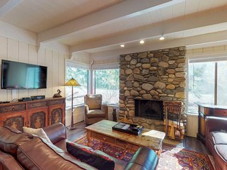NEW LISTING! Alpine retreat w/shared pool, hot tub, sauna, tennis & rec center