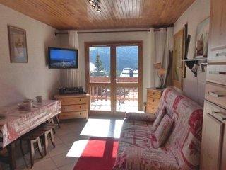 Appartement 4 personnes situé sur Méribel quartier du PLateau proche des pistes