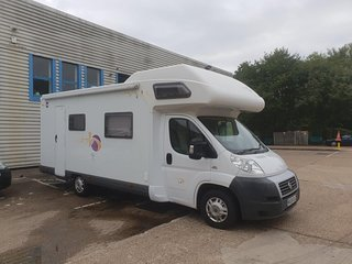 Motorhome Hire Moo'ie the Motor home hire Bracknell Ascot Berkshire