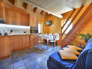 Chalet Matteo - Appartmento nr 3