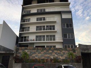Swimming pool & beach. Very nice condo with balcony. Marina zone