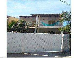 Excelente duplex em Arraial do Cabo a 200 m da Praia e Lagoa