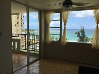 Beachfront Condo in Playa Azul - Luquillo, Puerto Rico