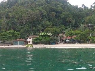Alugo - Praia paradisíaca exclusiva ( ou quase). Ubatuba - Sp