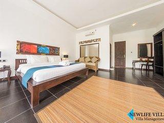 Ubud Raya Hotel - Room 210