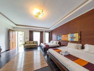 Ubud Raya Hotel - Room 208