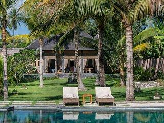 Beach Villa Lombok