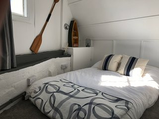 cabin room, with futon perfect for the pirates of the family.