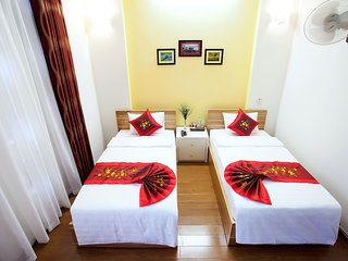 Hanoi Friendly House - Deluxe Room - Twin.