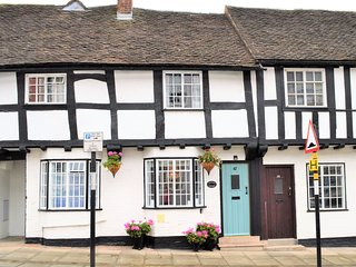 Charlie's Cottage - Ludlow. Grade ll* Listed Black & White Property