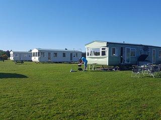 Holiday caravan/mobile home in Benderloch, near Oban