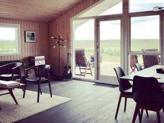Hilltop Cabin Hekla Iceland