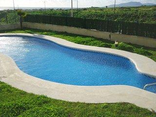 320 - Apartamento con piscina en Tarifa