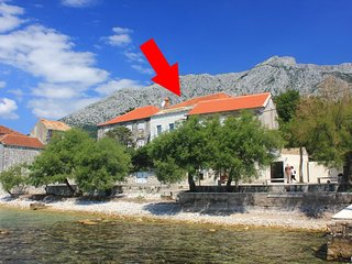 Two bedroom apartment Orebic (Peljesac) (A-10153-b)