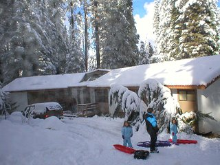 Cabin in the Woods, Close to Dodgeridge and Lake Pinecrest