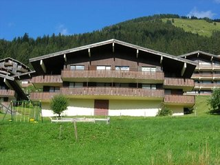 CHATEL - 3 pers, 24 m2, 1/0