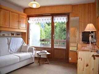 Rental Apartment Le Grand-Bornand, studio flat, 4 persons