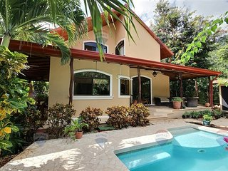 Casa de Mojo 1 Beautiful House on Gorgeous Playa Conchal #1 beach in Costa Rica