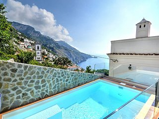 3 bedroom Villa in Praiano, Campania, Italy : ref 5228456