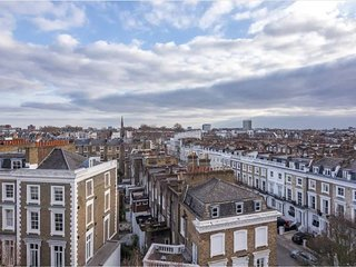 Perfect 2bed in Notting Hill with rooftop