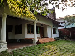 Spacious 3 Bed-room house at Kottayam town