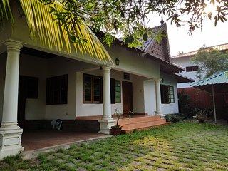 Spacious 3 Bed-room house at Kottayam town