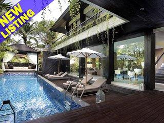 Balimu, 3 Bedroom Villa, Close to Beach, Seminyak