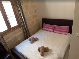st george of lydda {bedroom 1 sleeps 2}