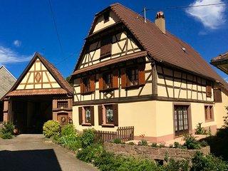 Charmante petite maison Branhiesel pres du Parc Regional des Vosges du Nord