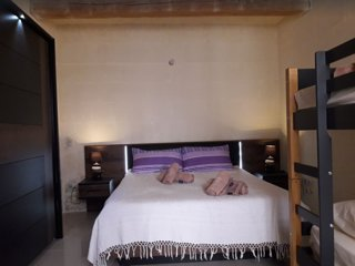 St George Of Lydda {double bed/bunk bed bedroom 4 sleeps 4}