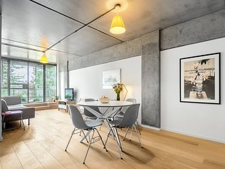 Contemporary 1BR flat in Shoreditch!