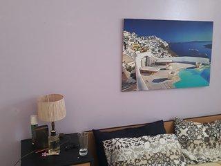 bel appartement en face de la plage