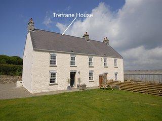 Trefrane House